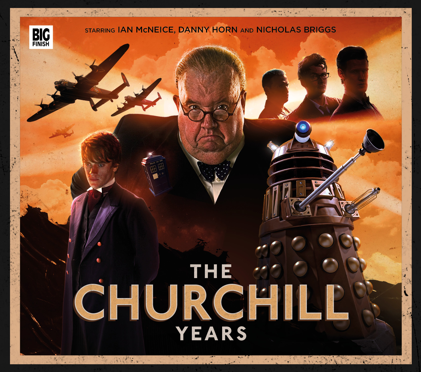 The Churchill Years Volume One