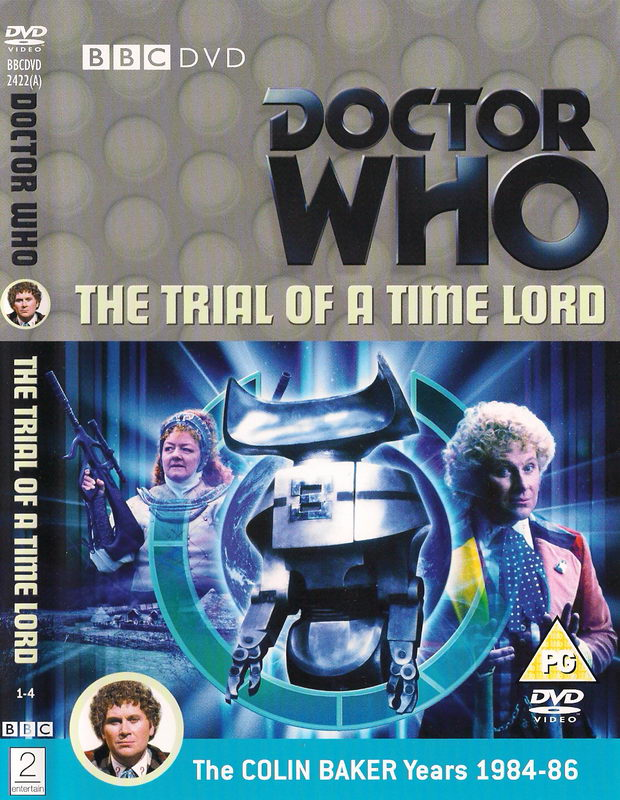 The Trial of a Time Lord – The Mysterious Planet
