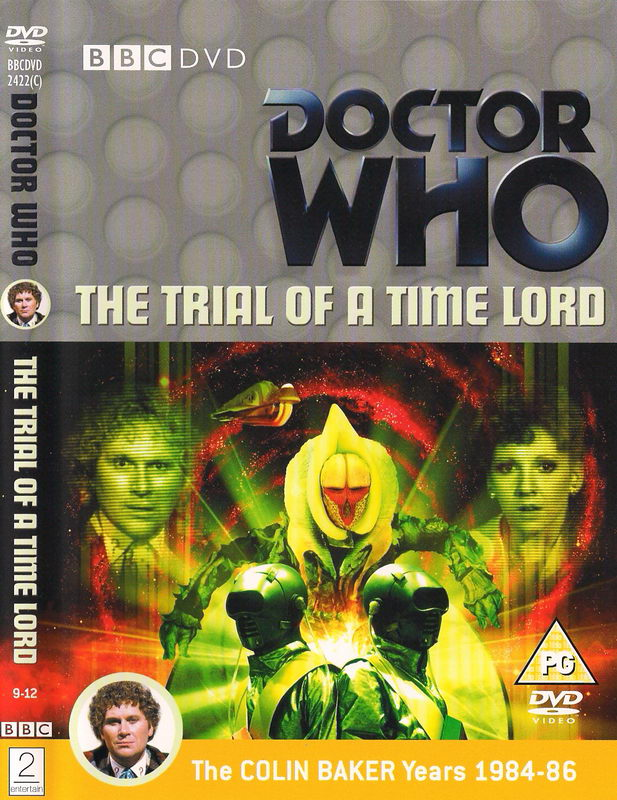 The Trial of a Time Lord – Terror of the Vervoids