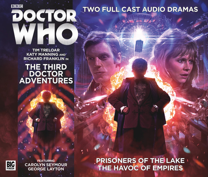 The Third Doctor Adventures Volume 1