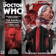 The Ravelli Conspiracy