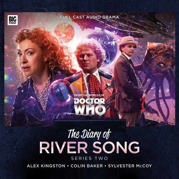 The Diary of River Song Series Two