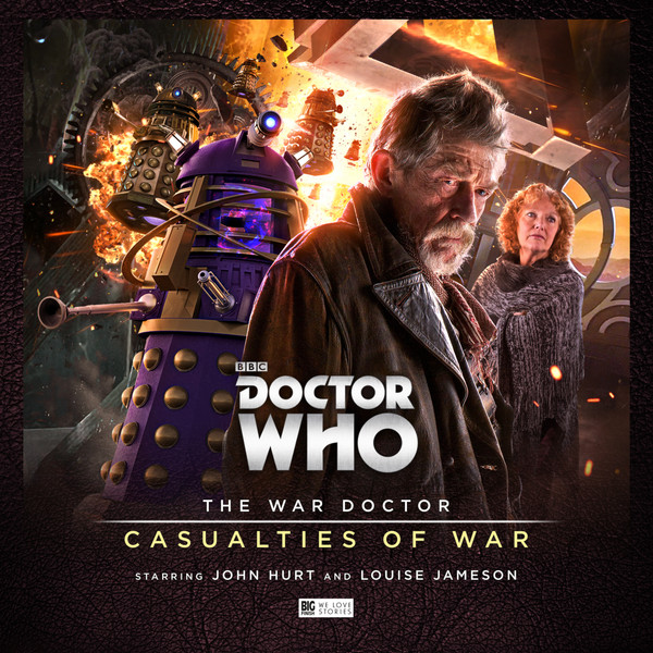 The War Doctor – Casualties of War