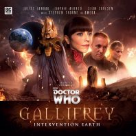 Gallifrey- Intervention Earth