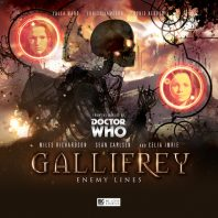 Gallifrey- Enemy Lines