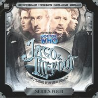 Jago & Litefoot Series Four