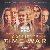 Gallifrey- Time War Volume One