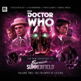 The New Adventures of Bernice Summerfield Volume Two: The Triumph of Sutekh