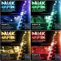 Dalek Empire 4: The Fearless