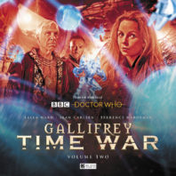 Gallifrey- Time War Volume Two