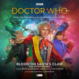 Blood on Santa's Claw and Other Stories