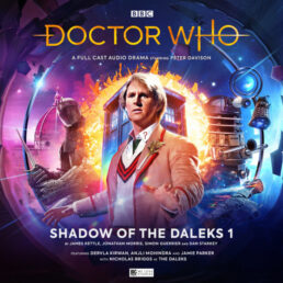 Shadow of the Daleks 1