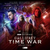 Gallifrey- Time War Volume Four