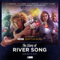 The Diary of River Song Series Eight