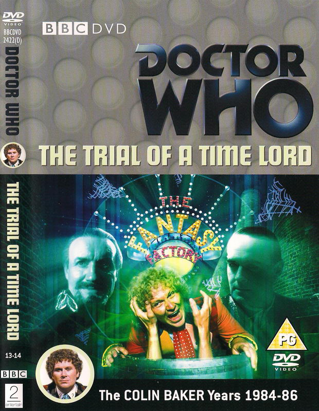 The Trial of a Time Lord – The Ultimate Foe