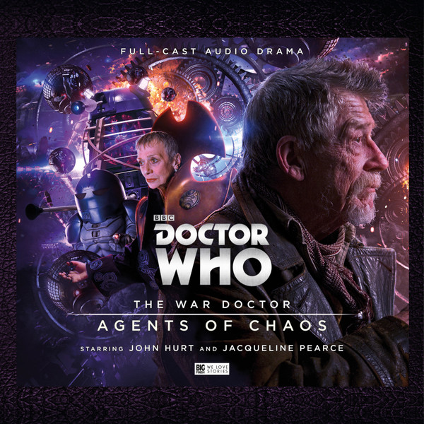 The War Doctor – Agents of Chaos