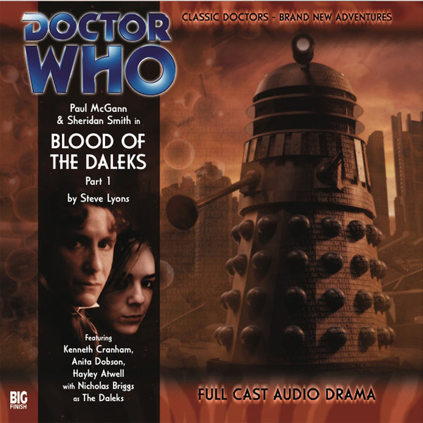 Blood of the Daleks Part 1
