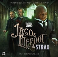 Jago & Litefoot & Strax- The Haunting