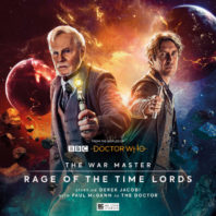 The War Master – Rage of the Time Lords